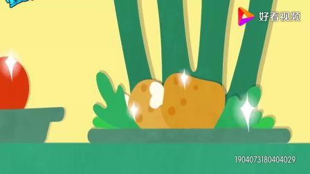 宝宝巴士:新奇世界健康大白牙,帮宝宝理解认识牙齿名字及作用