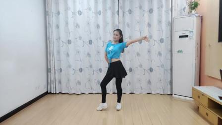武汉白玫瑰广场舞《旧梦一场》,一起跳起来,开心每一天!