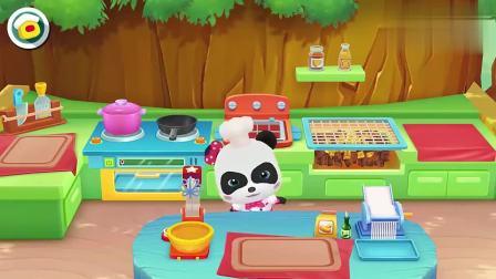 孩子爱看动画宝宝巴士:奇妙美食餐厅之腰果炒虾仁