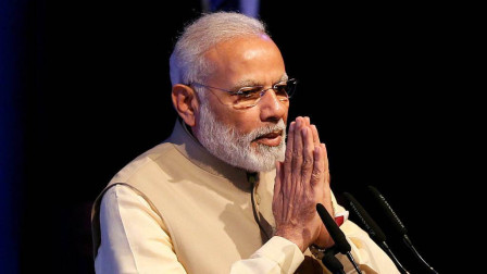 印度全国党派大会讨论中印冲突,莫迪一句话暴露了……