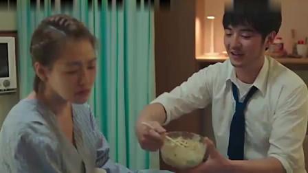 吃吃的爱:男朋友做的花生酱拌面太好吃,小S才吃第一口就掉眼泪