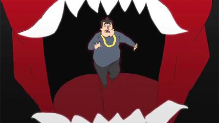 舆论这只怪兽,谁也逃不过,讽刺动画《正义使者》