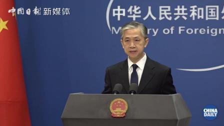 外交部:中方决定香港特区暂停港新移交逃犯协定