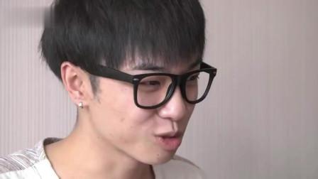 华晨宇:我觉得好帅,儿时动画片对花花造型影响,真是可爱大男孩