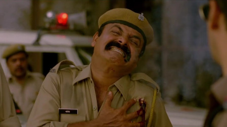 印度神片《无畏警官》,警察战斗值爆表,带你一直开挂一直爽!
