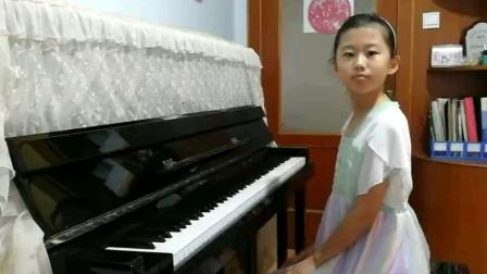 钢琴八级    花纹