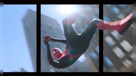 裸眼3D体验蜘蛛侠飞一般的感觉