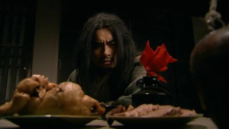水浒传:武松至尊级待遇,单人房住着,还有烧鸡美酒免费吃