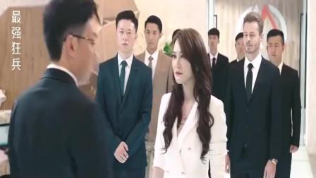 堂堂兵王竟被派去扫厕所,富豪女友得知后,直接把对方公司买了!