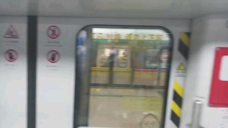 广州地铁8号线香槟国产老鼠(171-172)中大至晓港