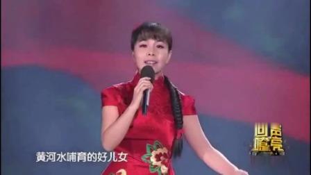 """""""陕北百灵""""王二妮演唱《鼓动天地》堪称演唱教书,被高校多次选用"""