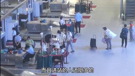 实拍最新南方暴雨,武汉的武昌火车站现状,这画面太心酸了