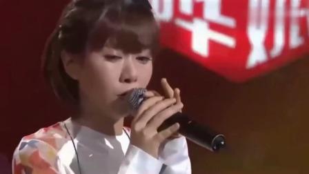 18岁姑娘唱陕北民歌《走西口》好温暖的歌声,太美了