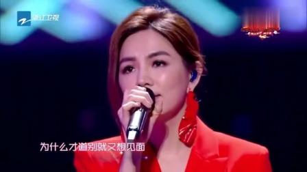 SHE组合重新再登台,一起演唱《恋人未满》听哭很多人