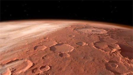 飞向太空一周之后,中国火星探测器传回一张照片,美决定紧追不舍