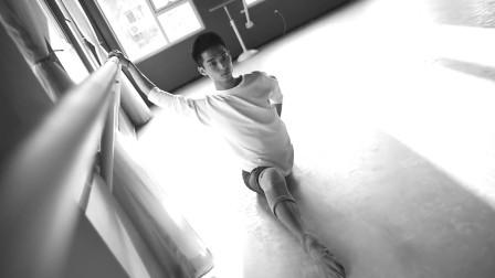 古典舞王子李响的训练日记,对舞蹈艺术最大的忠诚就是坚持再坚持
