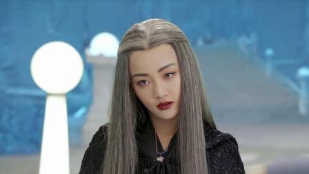 妖族大帝元神附身小龙女,惹怒东海龙王