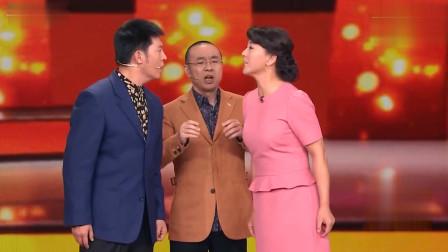《真情永驻》第5段:闫学晶、孙涛刘仪伟爆笑相亲节目,快笑翻了