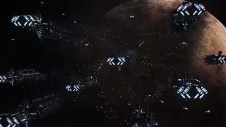 影视:天才儿童指挥太空战舰,摧毁外星虫族巢穴
