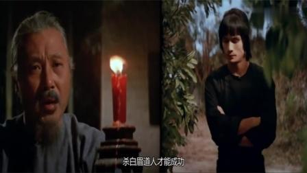 洪拳与咏春:满清鞑子太嚣张,对南派少林寺的门徒,赶尽绝!