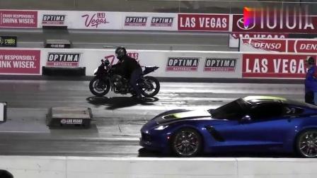 加速收集,两轮跑车对四轮跑车,差距不小!
