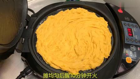 只需一个红薯和一块南瓜,这样做的饼,比蛋糕还香,一看就会,美味极了