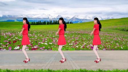 热门广场舞《女儿情》经典配DJ,动感32步附教学