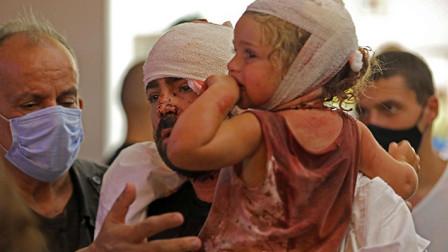 黎巴嫩医疗资源告急!国内主要疫苗和药物仓库位于爆炸港口