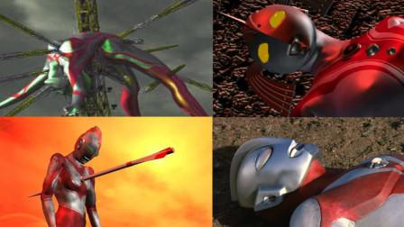 被人类伤害最惨的5位奥特曼,被抓走做实验,差点气死在地球上!