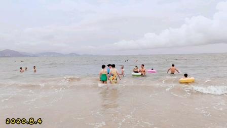 游《惠州霞涌黄金海岸》2020.8.4