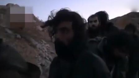 实拍叙利亚战场画面,黎明前最后的勇士们!
