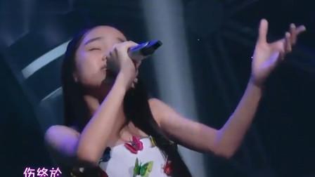 11岁音乐界女神童,勇敢挑战高音歌曲,听得简直群情激奋!