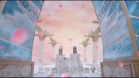香蜜沉沉烬如霜:锦觅润玉大婚时一首《左手指月》,好听炸了