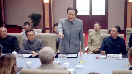 外交风云:谈判桌上大怒,指着赫鲁晓夫大骂,气氛降到冰点!