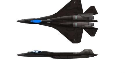 速度比歼20快2倍,这才是F22真正对手,北方诞生一款新五代机