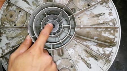 洗衣机脱水正常,就是洗衣时不转动这是个么情况
