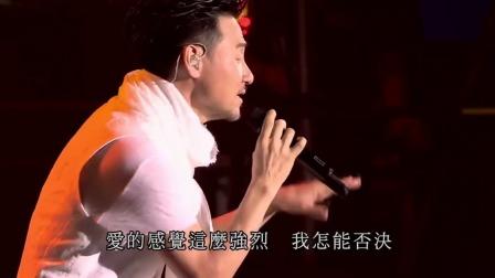 KTV传唱度极高的一首歌,歌神张学友现场一开口彻底被征服了!