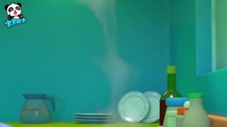 宝宝巴士:调皮的松饼,好饿呀,松饼怎么还没做好