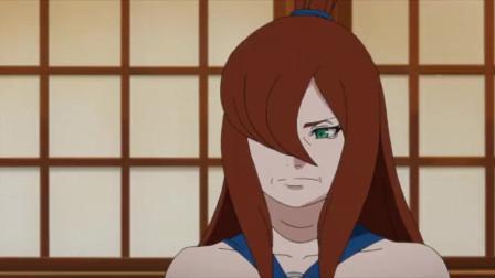 博人传:照美冥最终还是没把自己嫁出去,她的婚礼只在无限月读中