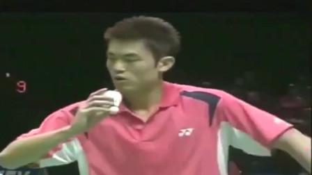 羽毛球:林丹最强假动作,感觉看了也学不会!