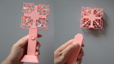 试玩会飞的电风扇:颇为雷人的骚科技?