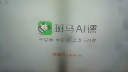 斑马AI课 15秒广告2 cctv品牌强国工程