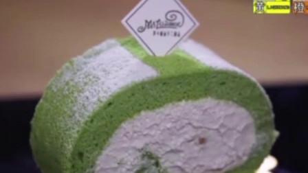食来运转:最特色的味道,蛋糕原来是这样制作的,太繁琐了