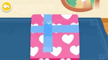 宝宝巴士:礼物准备好了,熊猫要做生日蛋糕了,生日派对要开始了