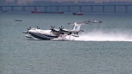 中国造出真正南海卫士,堪比C919大飞机首飞,没有武器威力也强大