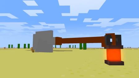 我的世界动画-乱斗之射击练习-WillCrafter