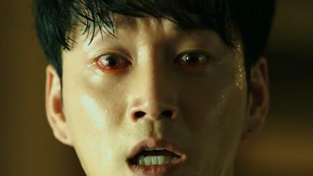 丧尸来临,男子让邻居进门,当看到他红眼睛时男子后悔了!