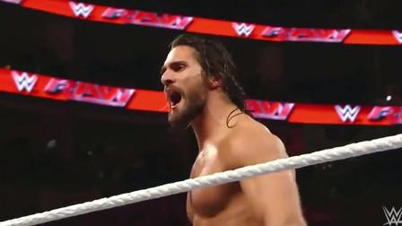 WWE:兰迪奥顿折磨罗林斯这段太精彩了