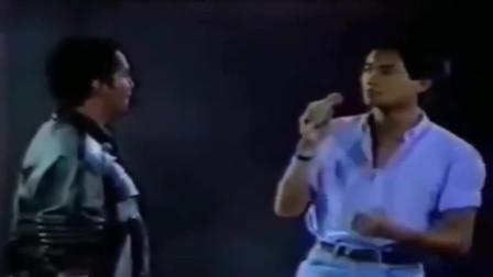 罕见,谭咏麟演唱会请上陈百强合唱,他最爱的歌曲
