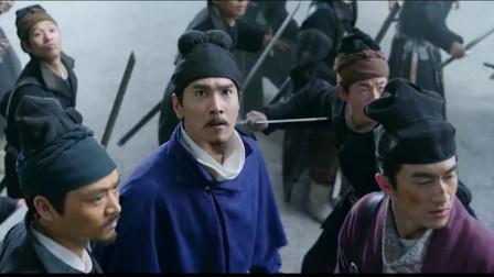 京都笼罩着一股杀气,大理寺上下严阵以待,但是黑衣封魔族人翻墙进入